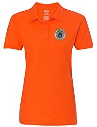 New Unlimited Embroidery Civil Air Patrol Custom Personalized Embroidery Embroidered Golf WOMEN Polo Shirt online. Find the perfect Zeagoo Tops-Tees from top store. Sku SOYS72788FFPG11777