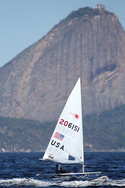 Charlie Buckingham Photos - International Sailing Regatta - Aquece Rio Test Event for Rio 2016 Olympics - Zimbio