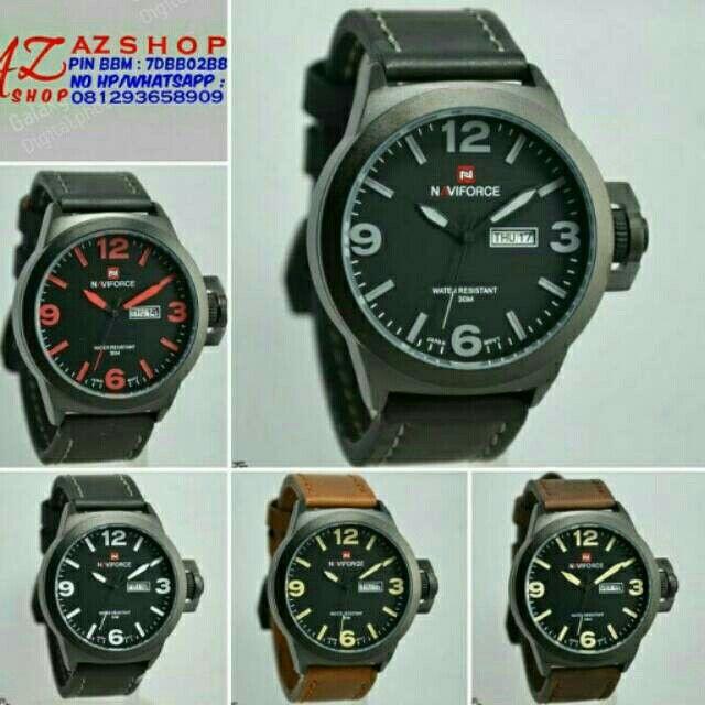 Saya menjual Jam Tangan Pria Naviforce NF 9060 Leather ( kulit ) Original Murah seharga Rp280.000. Dapatkan produk ini hanya di Shopee! https://shopee.co.id/azshop30/233259390 #ShopeeID