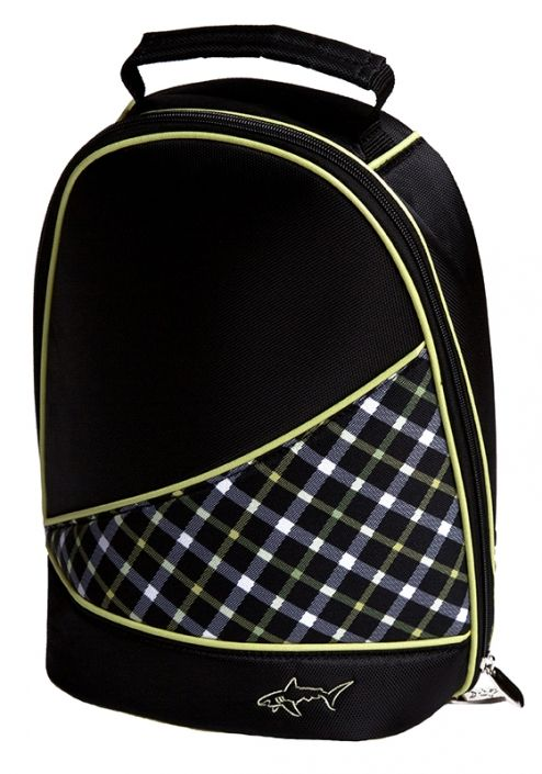 Calypso Greg Norman Ladies Golf Shoe Bag now at one of the top shops for ladies golf accexxories #lorisgolfshoppe