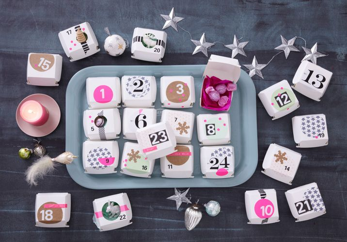 Adventskalender / DIY Advent Calendar