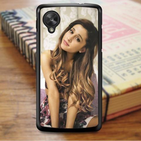 Ariana Grande Smiley Nexus 5 Case
