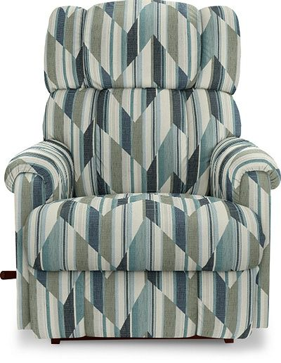 pinnacle recliner by lazboy color sky p125186 - Lazy Boy Rocker Recliner