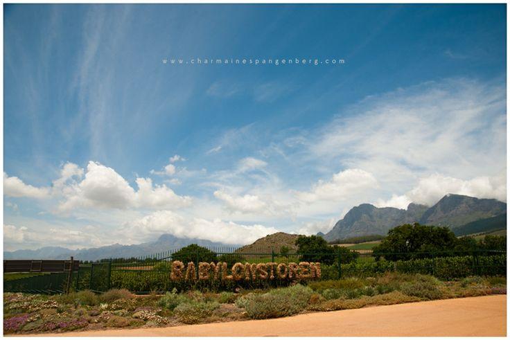 Babylonstoren #SouthAfrica #winelands