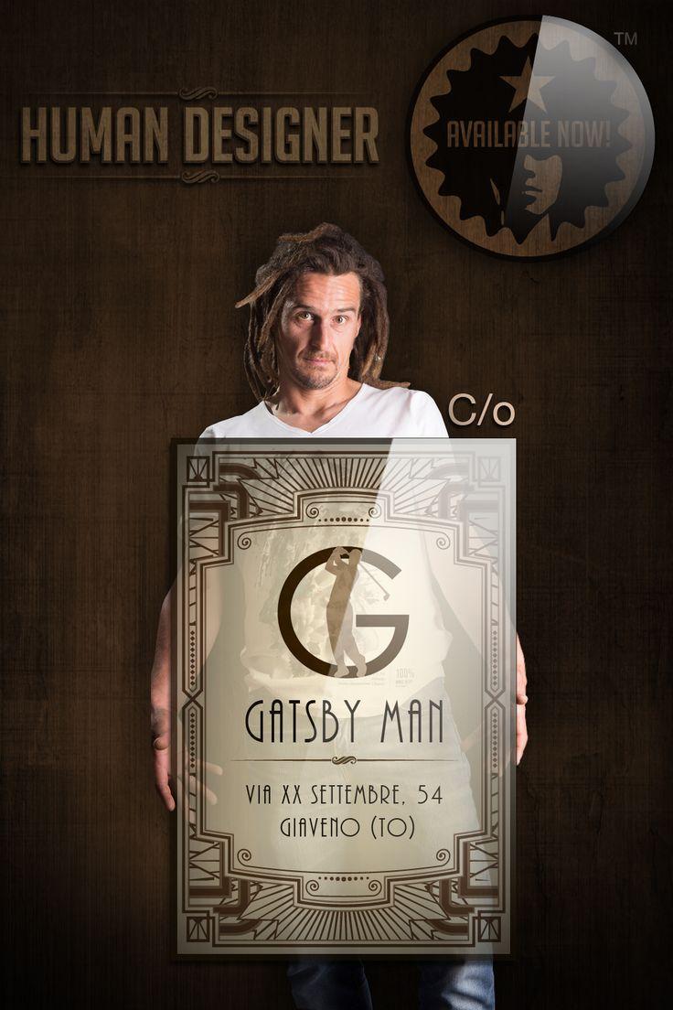Trovi la Collezione Esordio di HUMAN DESIGNER da GATSBY MAN - Giaveno (TO)