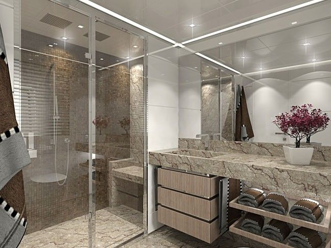 Guest bathroom   Canados 120 motor yacht Hull No  2   Guest Bathroom   New28 best Guest Bathroom images on Pinterest   Guest bathrooms  . Guest Bathroom. Home Design Ideas