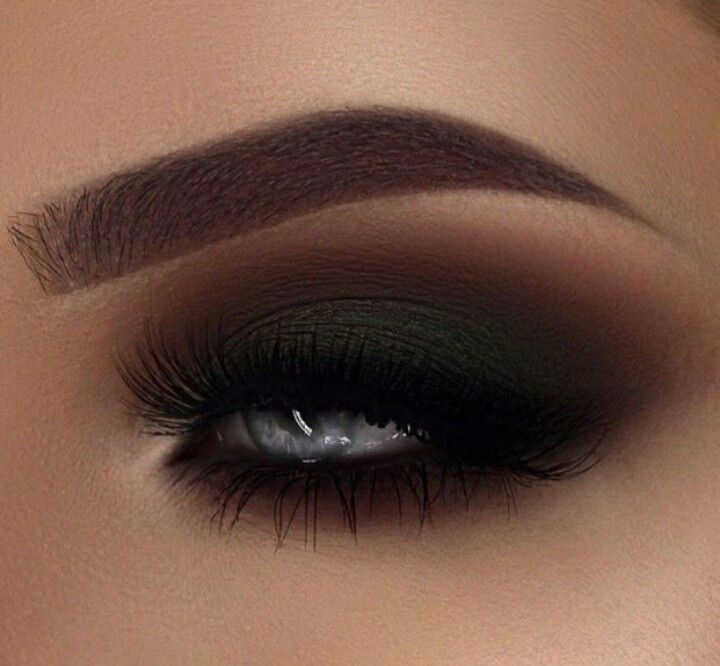 Black Smokey Eye Perfect Eye Shadow For A Vampy Makeup Look Love