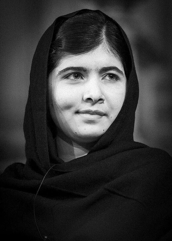 Malala Yousafzai '2014