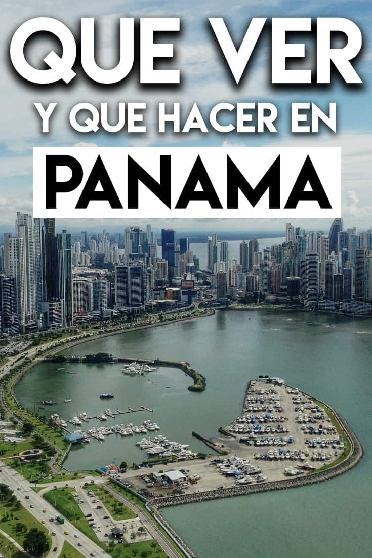 Que Ver En Panamá Y Que Hacer En Ciudad De Panamá En Un Día Ciudad De Panamá Viajar A Panamá Canal De Panama