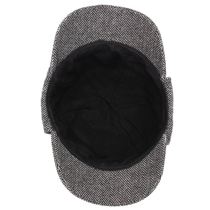 Men Women Costumes Flat Hip Hop Cap Movie Deerstalker Cosplay Detective Hat
