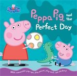 PIG LOVERS! If you have a #preschooler, chances are you know of Peppa Pig as seen on Nick Jr., the mud-loving, outgoing piglet. @Candlewick Press  has released several Peppa Pig books that your young children are sure to enjoy. Read Rita Zobayan's review of two recent books in the series, Peppa Pig and the Perfect + Peppa Peg and the Busy Day at School.  http://www.goodreadswithronna.com/?p=20241