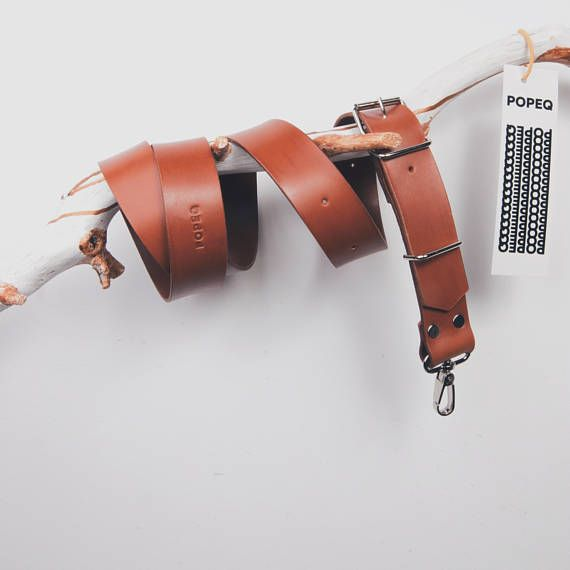 Replacement bag strap 1.5 wide leather strap