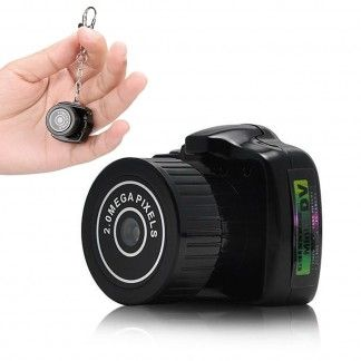 Smallest Spy Camera
