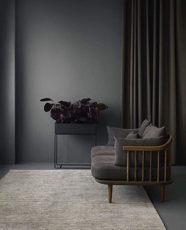 25 Best Ideas About Dark Green Rooms On Pinterest: 25+ Best Ideas About Dark Interiors On Pinterest