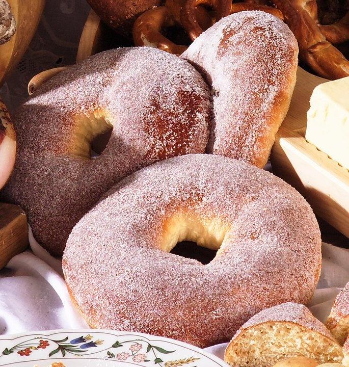#Brezdel tipico dolce della #valdinon!  Brezdel typical cake of the Val di Non  http://www.visitvaldinon.it/it/da-vedere/territorio/prodotti-tipici/brezdel/
