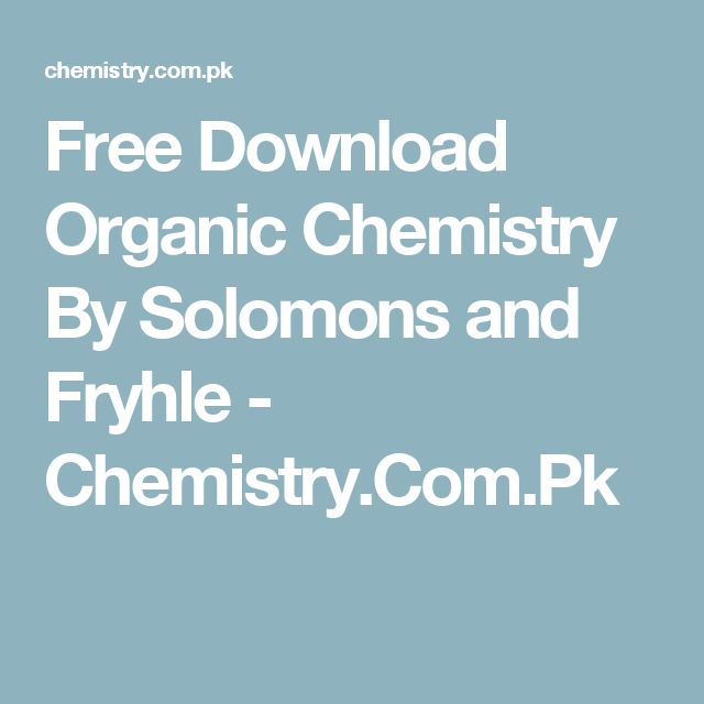 organic chemistry reactions pdf download
