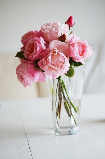 Beautiful simple flowers