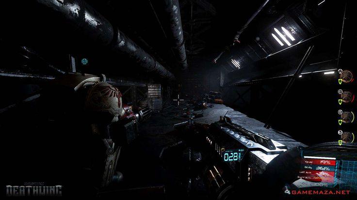 Space Hulk Deathwing Gameplay Screenshot 5