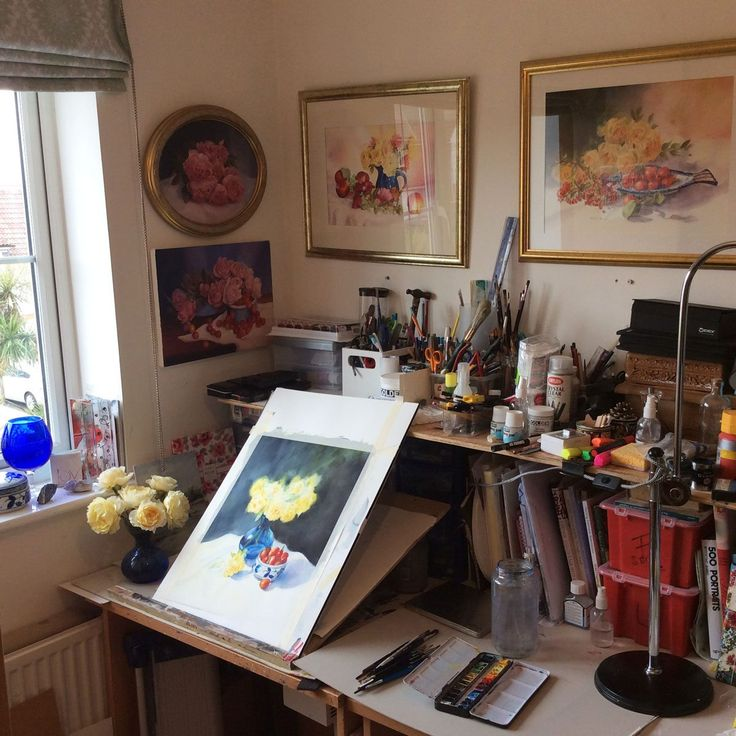 FineArtSeen - Artist Interview with Beatrice Cloake, a fine art watercolour painter. Find out more about Beatrice's inspiration and the story behind her work only on FineArtSeen l The Home Of Original Art. << Pin For Later >>