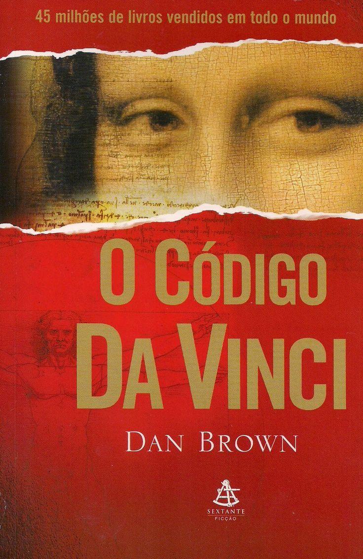 Momentos Da Fogui: Resenha: S�rie: Robert Langdon 02  O C�digo Da Vinci