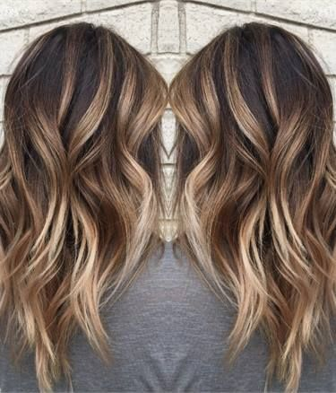 Best 25 ecaille hair ideas on pinterest ecaille hair for 3 brunettes and a blonde salon