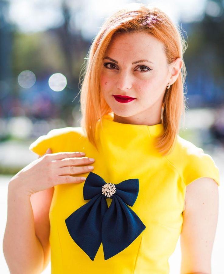 #bowtie #womensbowtie #bowtiesareacool #bowsbyvaniaszasz #fashionstyle