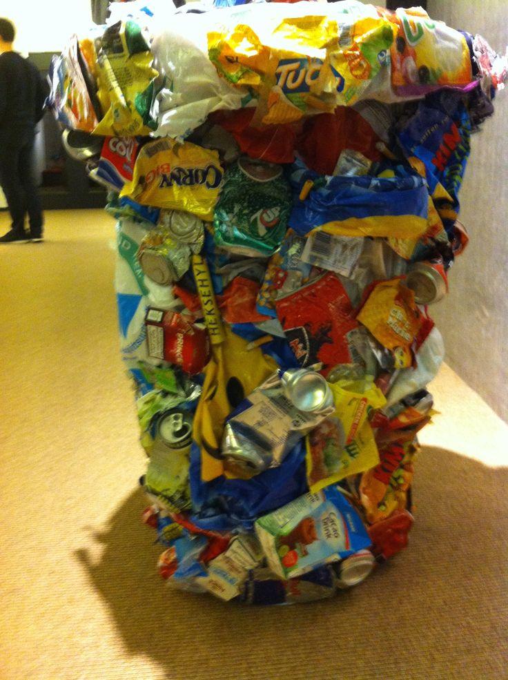 Fra affald til udnyttelse.Vi vil i fremtiden producere mindre affald og skabe produkter der er 100% nedbrydelige eller genanvendelige. Det vil skabe en anderledes produktion og hele vores klode vil i alle led blive renere og bæredygtig. From trash to zero trash.