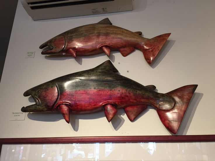 Best fish images on pinterest fishing wood and art