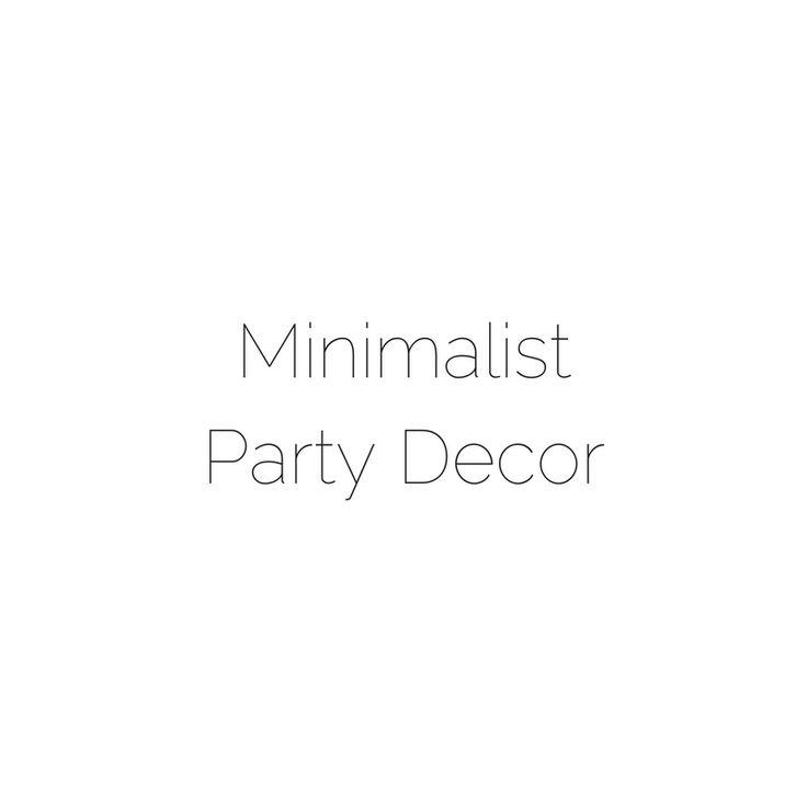 die 25+ besten ideen zu minimalistische dekoration auf pinterest ... - Wohnideen Minimalistischem Weihnachten