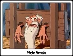 Viejo Hereje / Old Heretic / El jorobado de Notre Dame / The hunchback of Notre Dame / Gary Trousdale / Kirk Wise / 1996