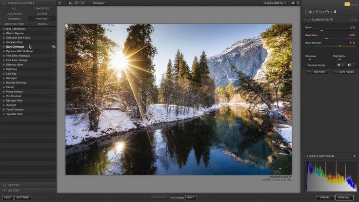 Xử lý ảnh với Google Nik - Color Efex Pro 4 (Làm lại phần 1)