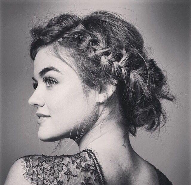 Amazing 1000 Ideas About Short Prom Hair On Pinterest Prom Hair Prom Short Hairstyles Gunalazisus