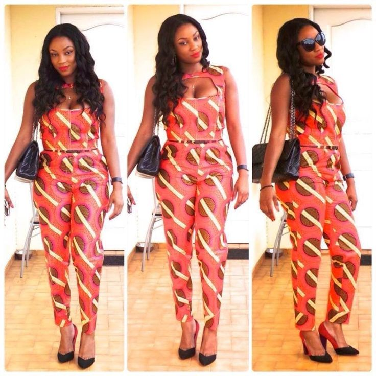 24 Best Images About African Dresses On Pinterest