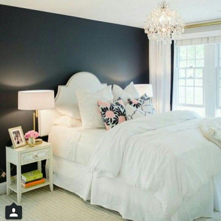 Die besten 25+ Gäste schlafzimmerfarben Ideen auf Pinterest - schlafzimmer romantisch dekorieren