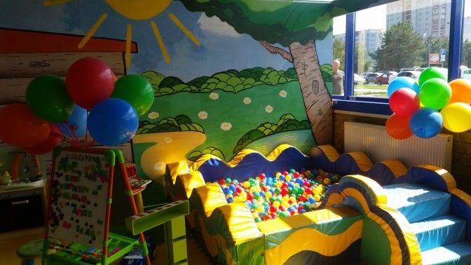 Скидки, Посещение детской игровой комнаты «Радуга детства» в ТРЦ «Европа», купоны от Biglion в Барнауле