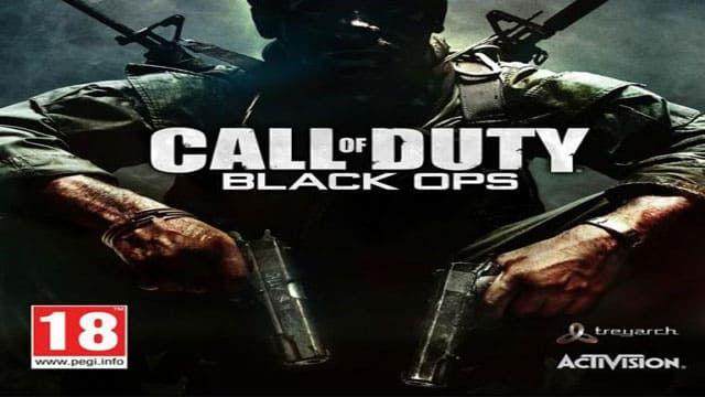 تحميل لعبة Call Of Duty Black Ops للكمبيوتر من ميديا فاير Call Of Duty Call Duty Black Ops Call Of Duty Black