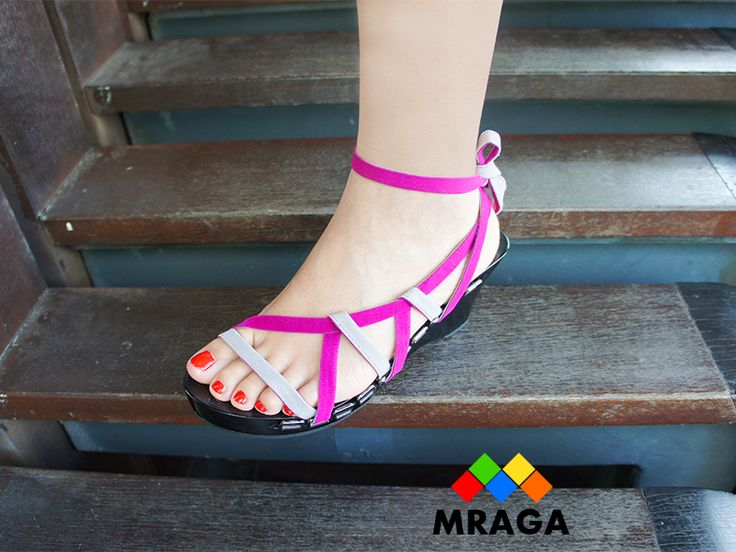 Not your typical high heels. These high heels allow you to change the upper design according to your style. Check it out!