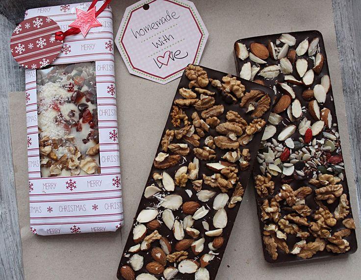 FITFOODLOVER: DIY Tipy na jedlé dárky