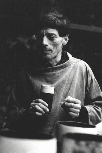 Hans Coper, potter.