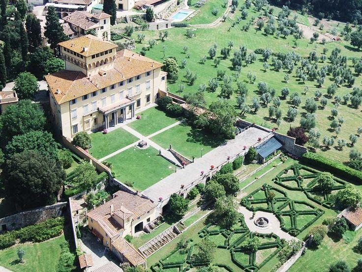 Fattoria di Maiano, #Laudemio producer in Fiesole, Florence, #Tuscany