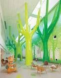 National children's hospital magic forest