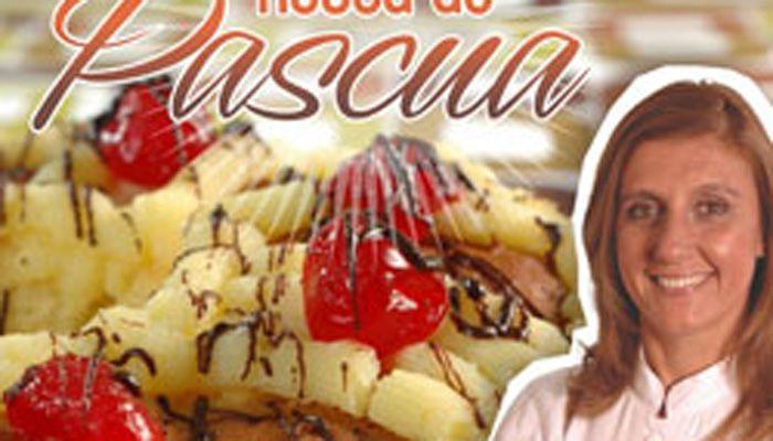 < : : Lo Nuestro a la Olla : : > Recetas: Rosca de Pascua apta para celíacos.