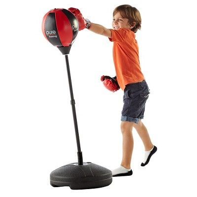 Pure Boxing Punch and Play Kids Boxing Set
