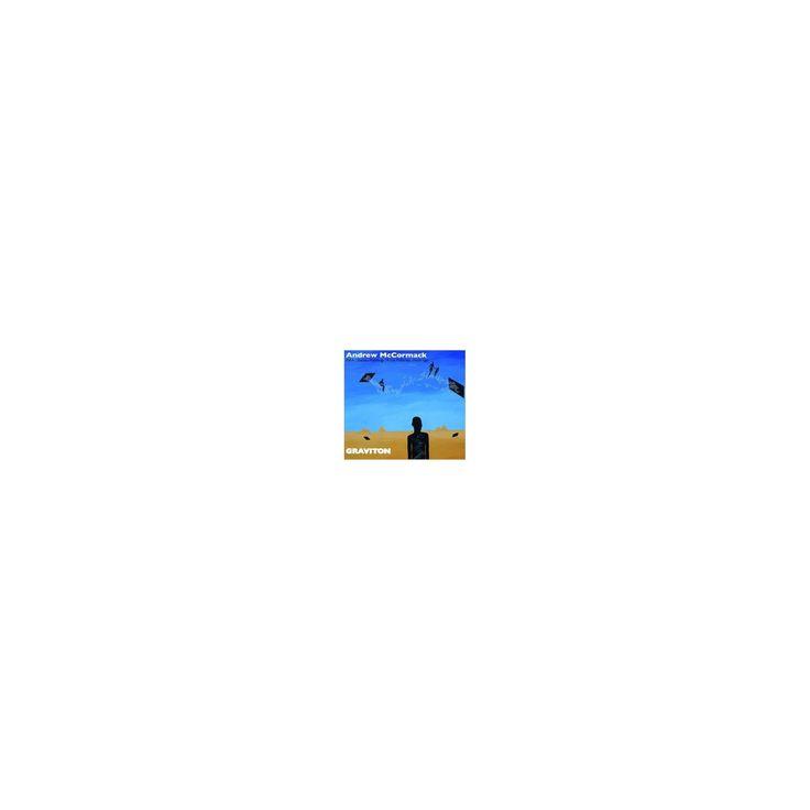 Andrew Mccormack - Graviton (CD)
