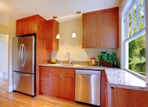 Rozsdamentes hűtő és mosogatógép új konyhában - PROAKTIVdirekt Életmód magazin és hírek - proaktivdirekt.com