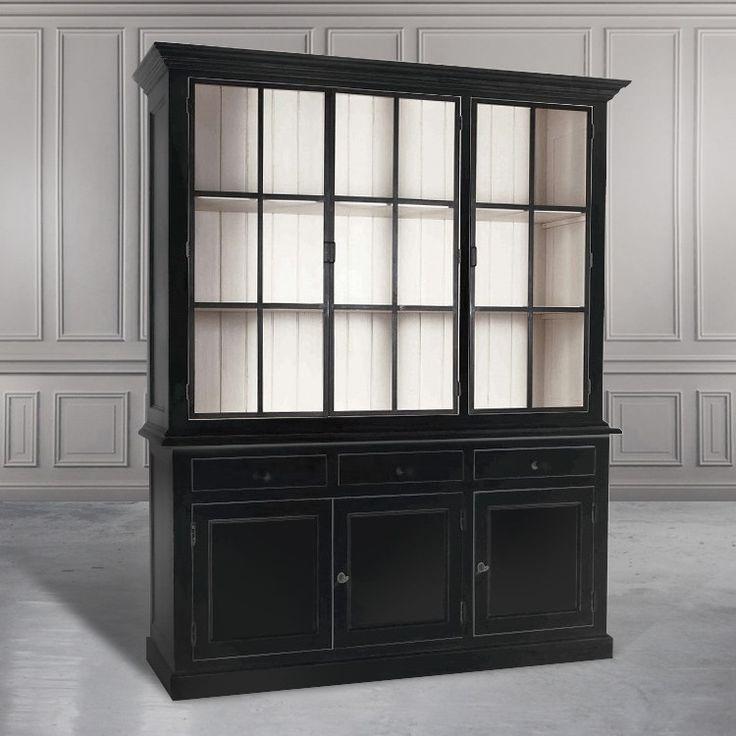 Шкаф Lambert - Книжные шкафы, витрины, библиотеки - Гостиная и кабинет - Мебель по комнатам My Little France