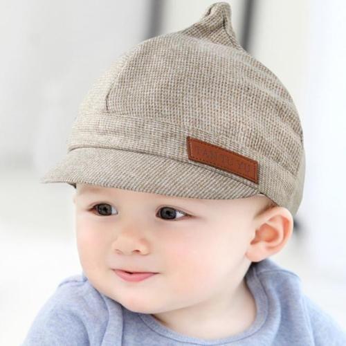 Toddler-Kids-Infant-Sun-Cap-Summer-Spring-Baby-Girls-Boys-Beach-Cotton-Beret-Hat