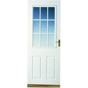 Wickes St Andrews uPVC Door Made to Measure RH