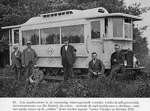 De tram van Asten via Vlierden naar Helmond | Verhalenbank | RHCe - Regionaal Historisch Centrum Eindhoven