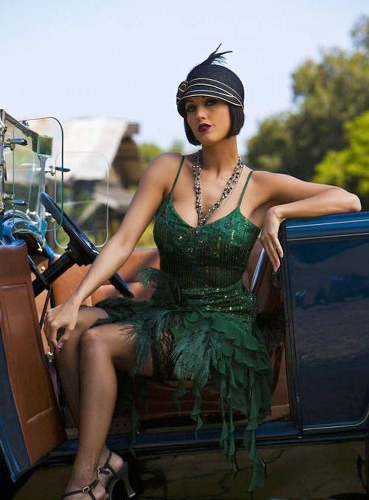 Mode années 20 charleston                                                                                                                                                                                 Plus